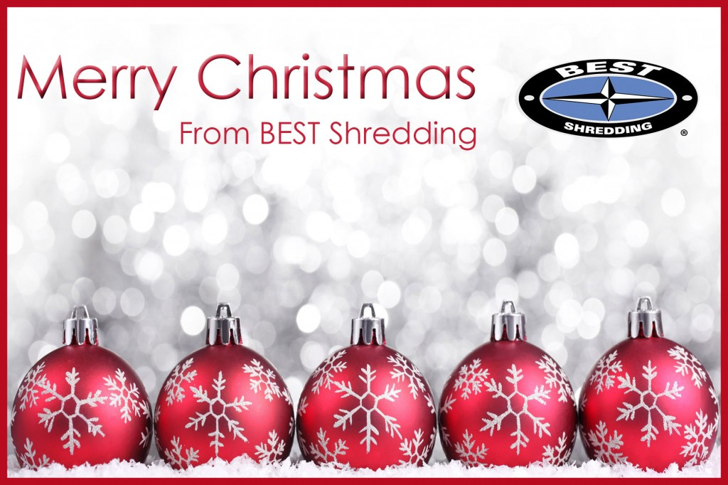 Merry Christmas - Best Shredding