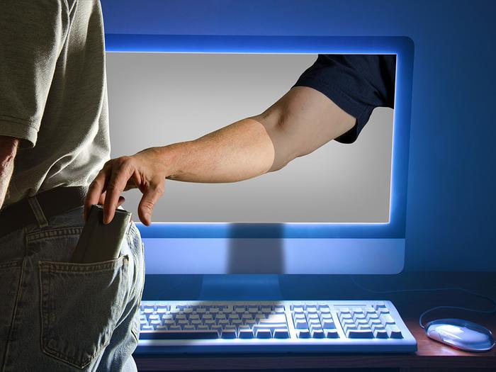 identity theft, information theft